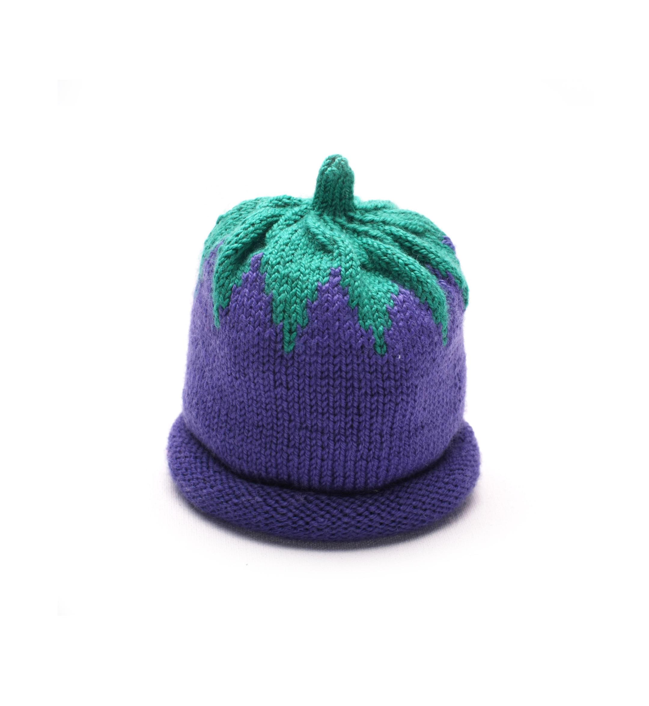 Blueberry Hat 1048