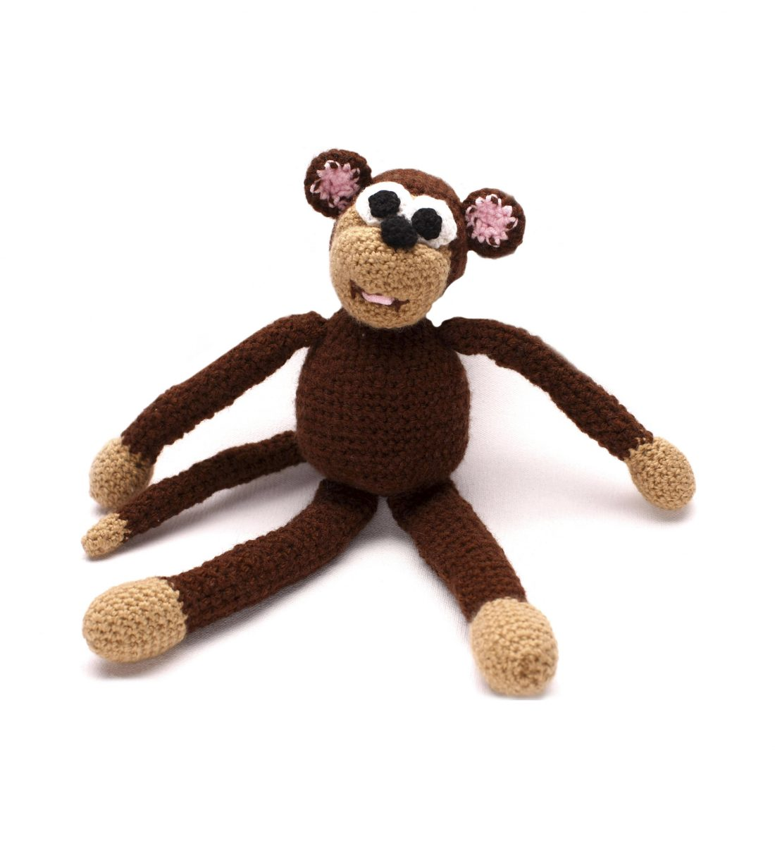 Cheeky Monkey Knitted Toy 1043