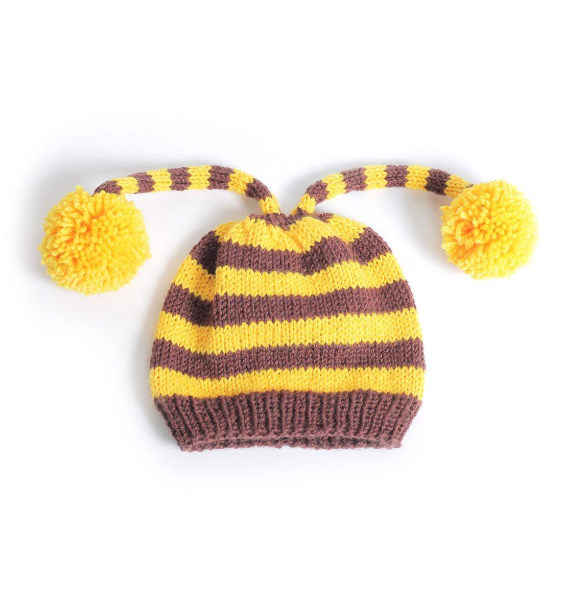 Funky Bee Hat