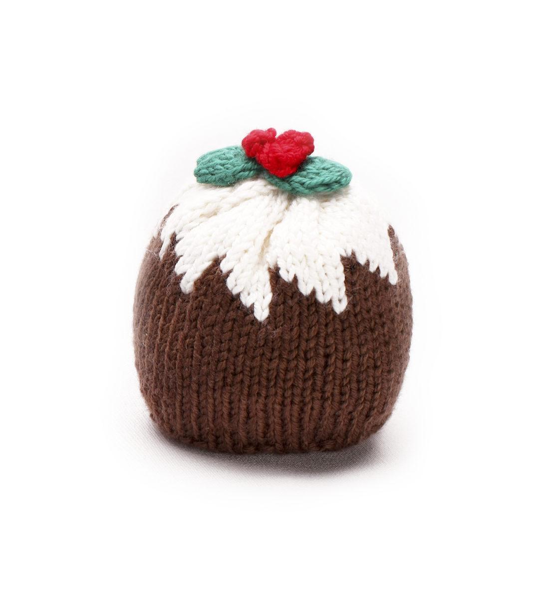 Christmas Pudding Hat 1003
