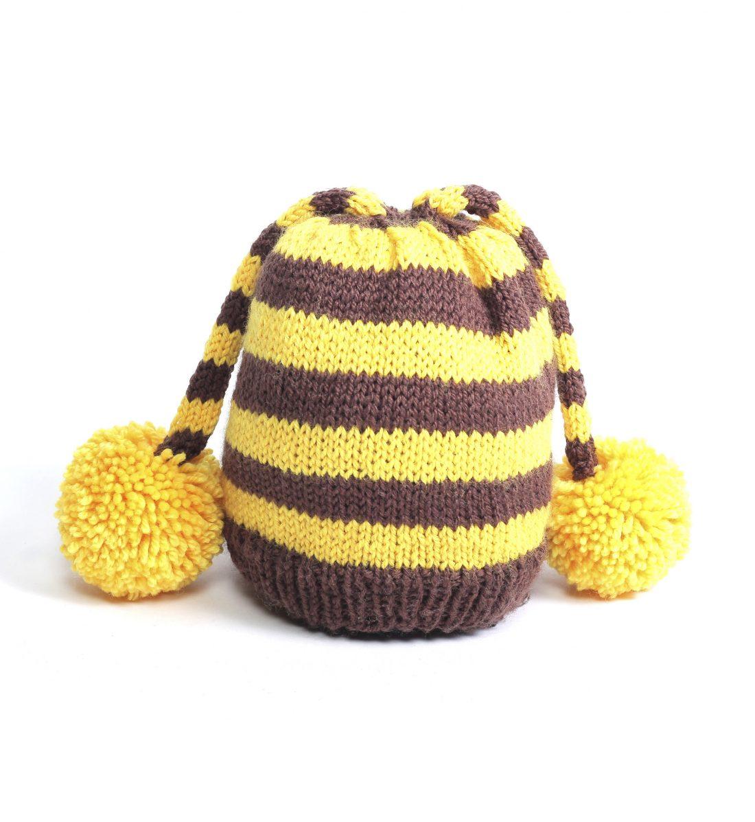 Funky Bee Hat 1074