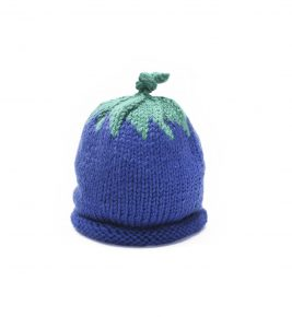 Plum Hat 1056