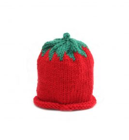 Tomato Hat 1052