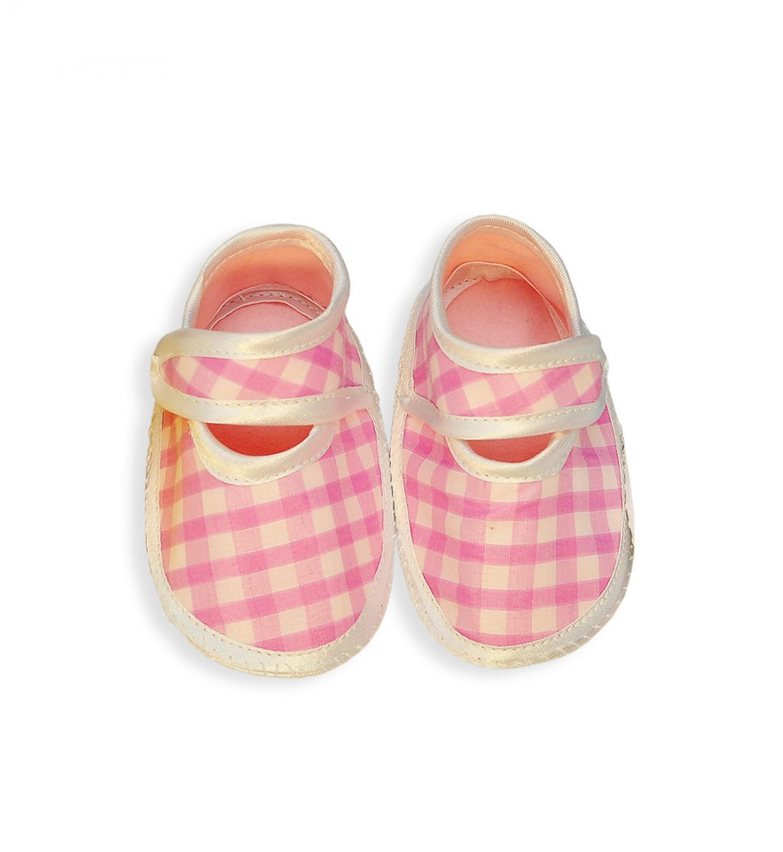 Pink 1054 Adorable Baby Shoes